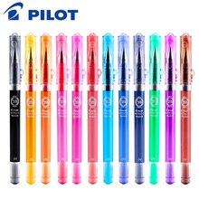12 قطعة الطيار مرحبا تيك C LHM 15C4 Maica حبر قلم للرجال 0.4 مللي متر 12 اللون مجموعة إبرة نقطة الكتابة اللوازم