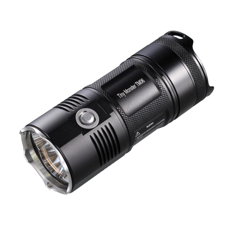 Nitecore TM06 Lightest Flashlight 4* Cree Xml2 U2 Led 3800 Lumens 334M Distance Powerful Glare Torch By 4* 18650 Li-ion Battery sitemap 334 xml