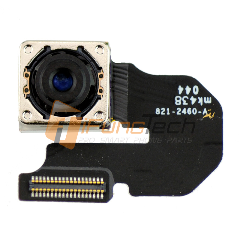 Hot Selling 100% Original High Quality For iphone 6 6G 4.7″ Back Rear Big Camera Flex Cable Replacement Parts 30PCS/LOT