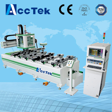 PTP Working center multifunctional CNC milling machines for wood