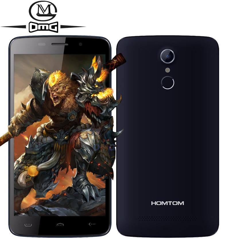 Original Homtom HT17 Pro MTK6737 Quad Core Smartphone Android 6 0 4G LTE 5 5 1280