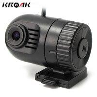 Mini 360 Grados Del Coche 1080 P DVR Cámara de Vídeo Grabador Dash Cam G-sensor de Visión Nocturna de Vídeo de 140 Grados