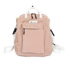 купить Multifunction women waterproof backpack fashion youth korean style shoulder bags laptop backpack school bags for teenage girls по цене 1746.82 рублей