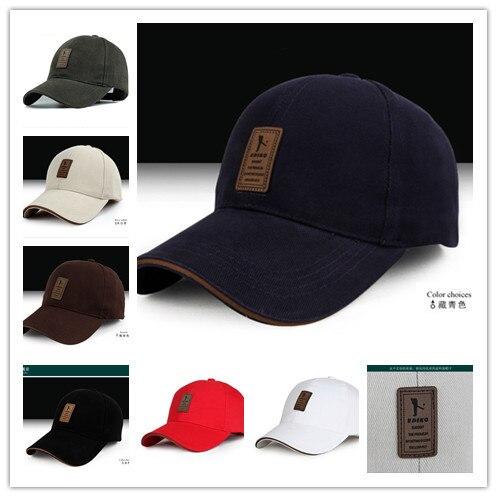 2016 горячий продавать мужчины бейсболки мода регулируемая Прохладный мужчины шапки Зимние согреться casual wears