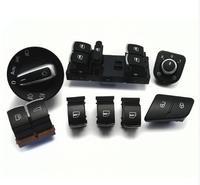 Окно фар зеркало замок/разблокировать багажника и топлива клапаном переключатель для VW Passat B6 3C 2006 2011 35D959903 3C0962125B 5ND959565A