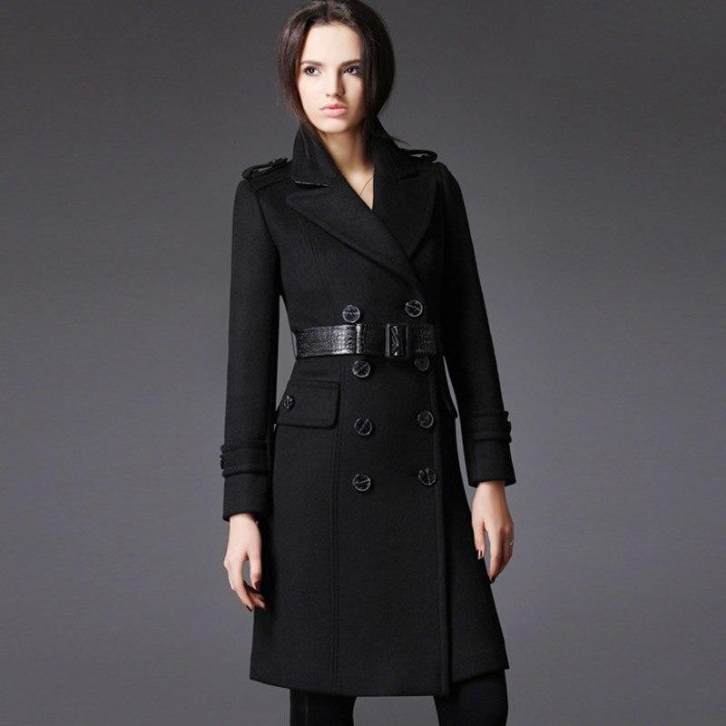 manteau homme noir laine cachemire mode2. Black Bedroom Furniture Sets. Home Design Ideas