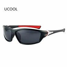 UCOOL Brand Unisex Retro Sunglasses Polarized Lens Vintage Eyewear oculos de sol masculino Sun Glasses For Men/Women SG007