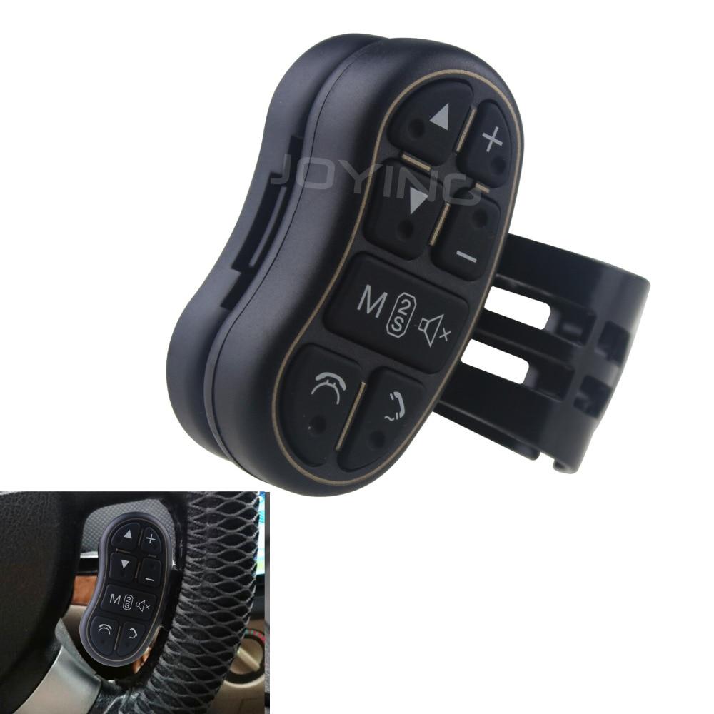 Aftermarket Universal Steering Wheel Control Adaptor For