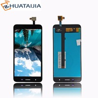 5 100 Warranty Black LCD For Micromax Q465 Canvas Juice 4 LCD Display With Touch Screen