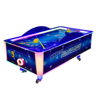 Air Hockey Table Arcade Coin Operated Game Machine Kids Indoor Playground Equipment Amusement Park