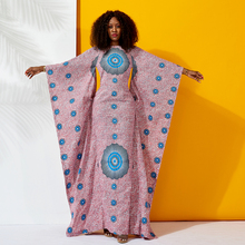dashiki African dresses for women maxi long dress elegant capes wedding ankara traditional clothes