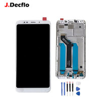 No Dead Pixel Full LCD Display With Digitizer Touch Screen For Xiaomi Redmi 5 Plus Assembly