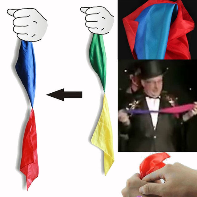Magic trick color changing dress pictures