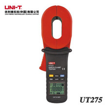 UNI-T UT275 UT-275 Professional Auto Range Resistance Clamp Earth Resistance Tester w / 0 ~ 30A Leakage Current Test 0.01-1000oh