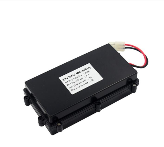 Original 1 stücke oder 2 stücke 3,7 V 20A Batterie JABO 2BD RC Angeln Köder Boot Ersatzteile 3,7 V 20A Batterie Zubehör