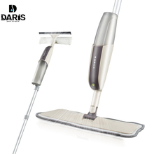 2 in 1 Function Spray Mop Household Clean Tools And Window C
