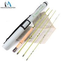 Maximumcatch 1 3WT Fly Rod 6 7.5FT Medium Fast Graphite IM10 Carbon Fly Fishing Rod Small Stream & Creek Rods.