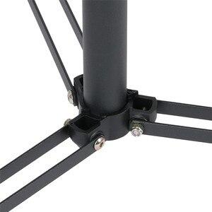 Image 5 - 2x230cm כבד החובה צילום אור Stand מקסימום עומס 5KG תמיכת חצובה עבור צילום תאורת LLED מנורה softbox מטריית