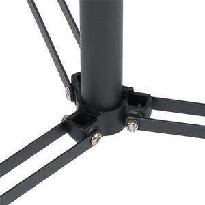 Image 5 - 2x230cm Support de lumière de photographie robuste charge maximale 5KG Support trépied pour éclairage photographique LLED lampe Softbox parapluie