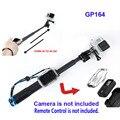 GoPro Auto Vara Pólo 98 cm Handheld Monopé Com Controle Remoto WI-FI Remoto habitação tripé adaptador de montagem para gopro hero 5 4 3 + sjcam