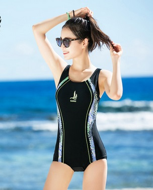 Women Plus Size Nylon Swimwear One Piece Triangle Professional Swimsuit Sexy Sports Competition Slimming Bodysuit Bathing Suits one piece swimsuit cheap sexy bathing suits may beach girls plus size swimwear 2017 new korean shiny lace halter badpakken