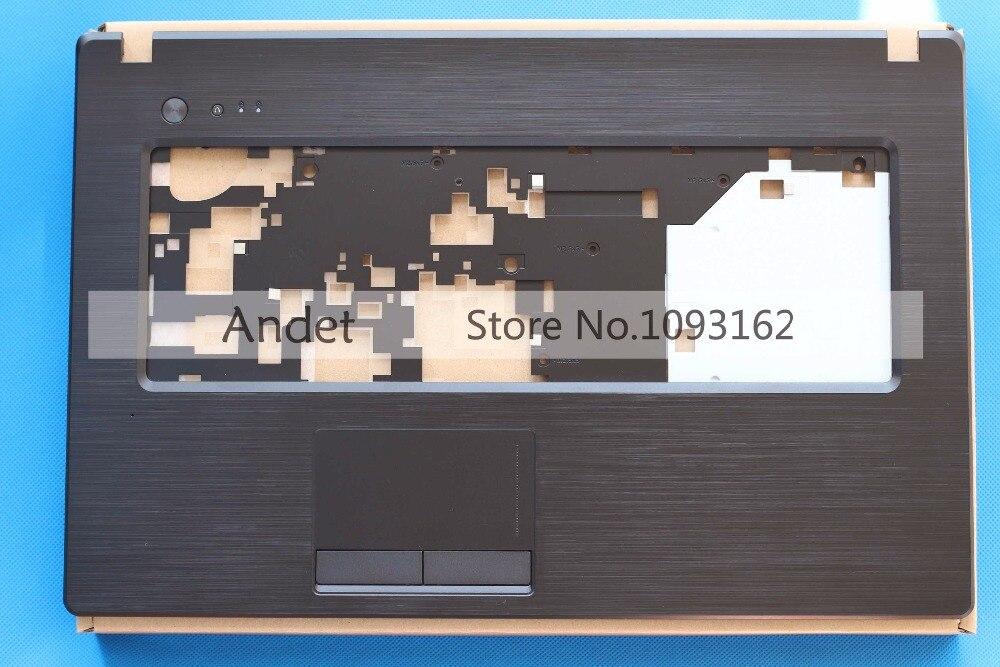 New Original for Lenovo G770 G780 Palmrest Keyboard Bezel Upper Case Cover 17 3 AM0H4000100 AP0O5000600