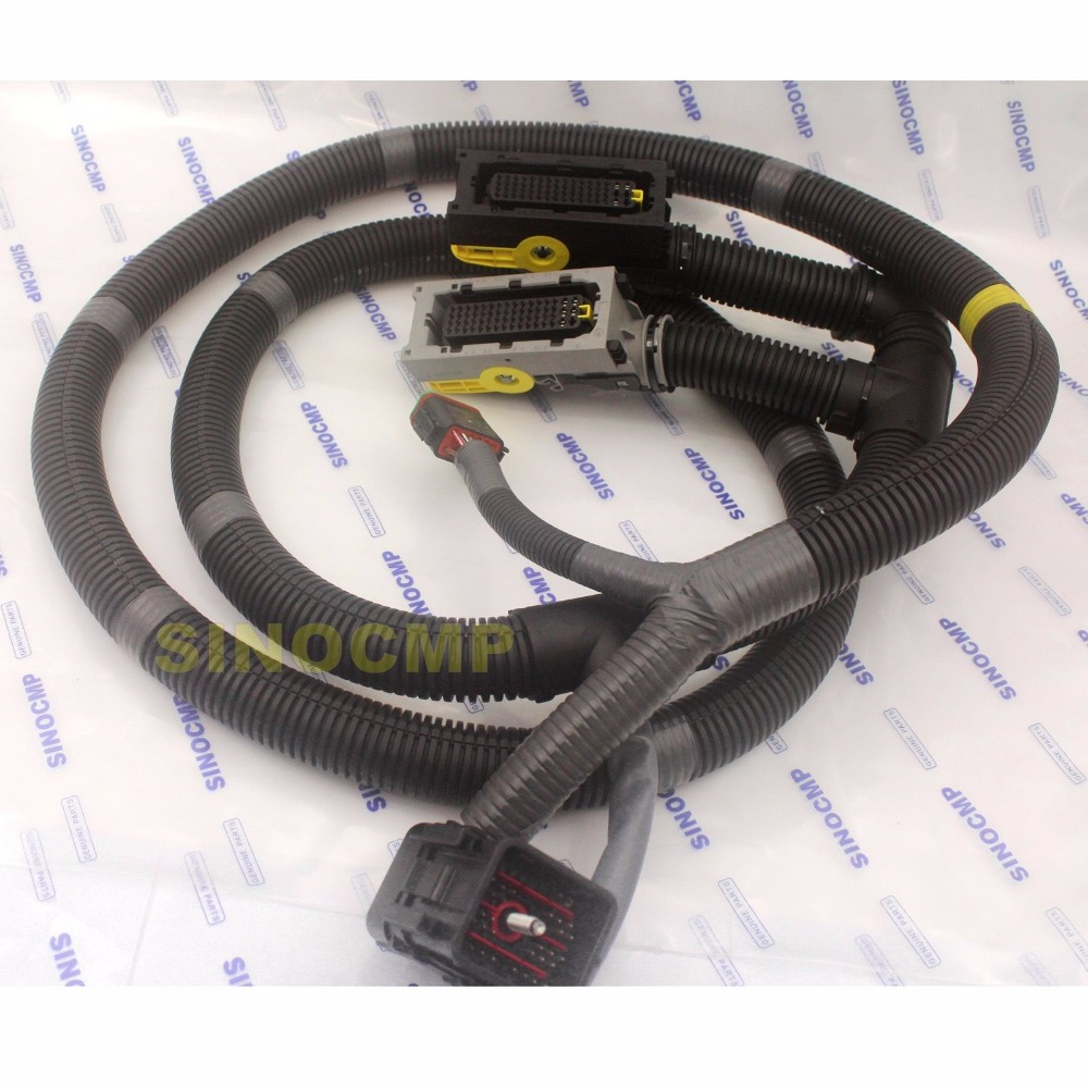 EC210B Engine Wiring Harness Cable VOE14631808 14631808 For Volvo Excavator  -in A/C Compressor & Clutch from Automobiles & Motorcycles on  Aliexpress.com ...