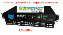 free shipping Most welcome VDWALL LVP605s rental LED display video processor support 2 sending card LED screen Video Processor