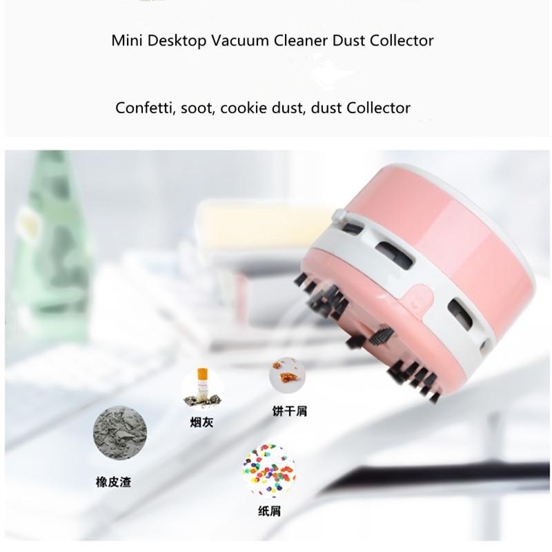 Min Office Car Vacuum Cleaner Desktop Vacuum Cleaner Dust Collector