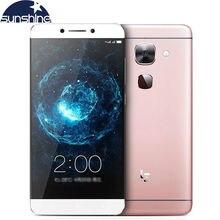 Оригинальный Новый Letv Le 2 Pro X20 Мобильный Телефон Дека Core MTK Helio X20 Android MEUI 5.6 Отпечатков Пальцев 5.5 «21MP Dual SIM Смартфон