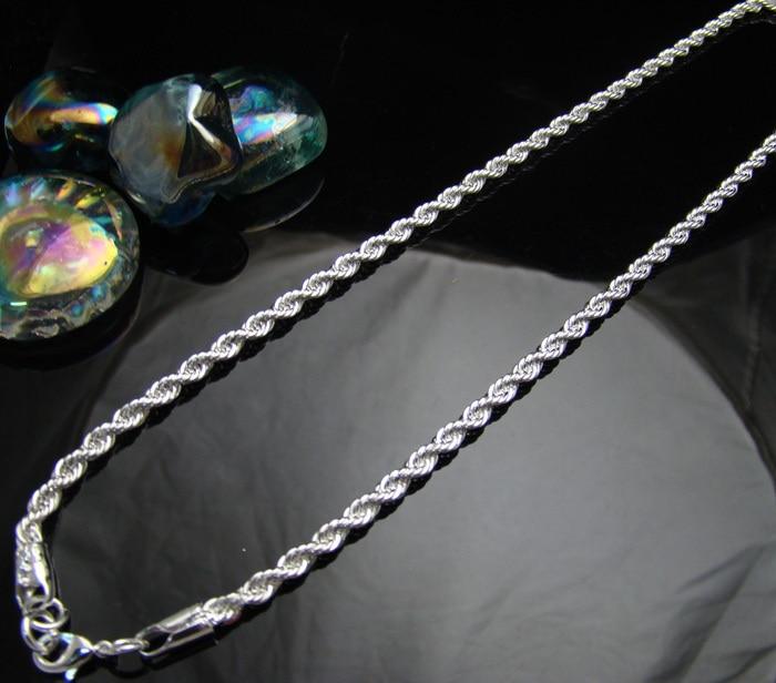 online get 925 silver mens necklace aliexpress com