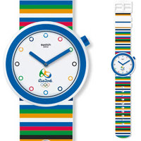 Swatch Watch Quartz Men's Watch PNZ100