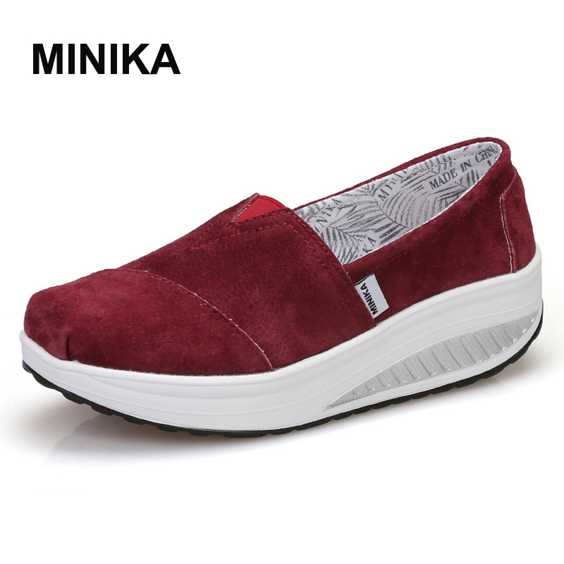 Women flats shoes 2017 new arrivals Autumn breathable   flat platform women casual shoes size 35 -40 siketu sweet bowknot flat shoes soft bottom casual shallow mouth purple pink suede flats slip on loafers for women size 35 40