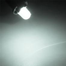 10x T10 194 168 W5W COB 8 SMD LED CANBUS Silica Bright White License Light Bulb