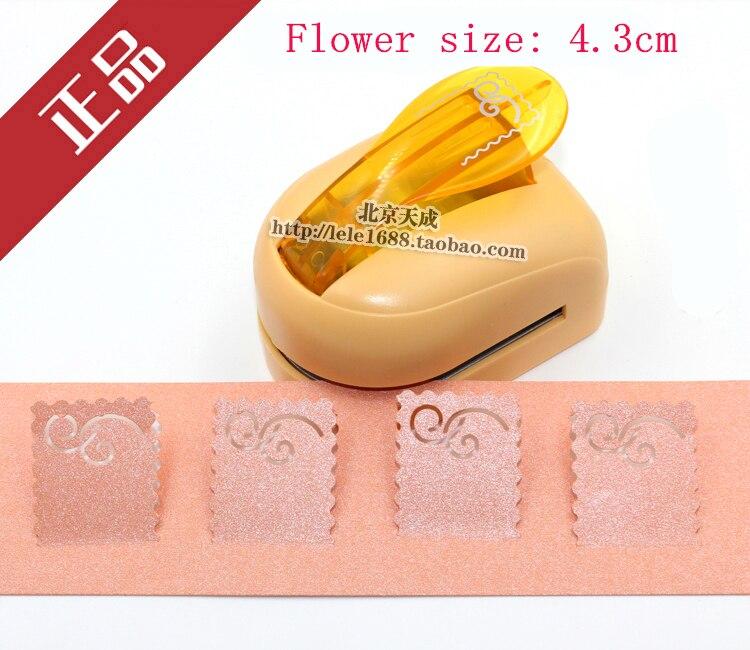 Super Large Size DIY Shaper Punch Craft Scrapbooking Cloud Flower Paper Puncher Flower Set 1pc