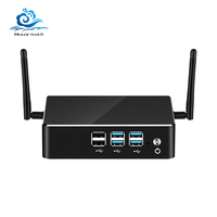 HLY Mini PC Intel Core i7 8550U i5 8250U 4K UHD DDR4 RAM Windows 10 WIFI HDMI 8*usb Quad Core gaming pc i3 i5 i7 Computer
