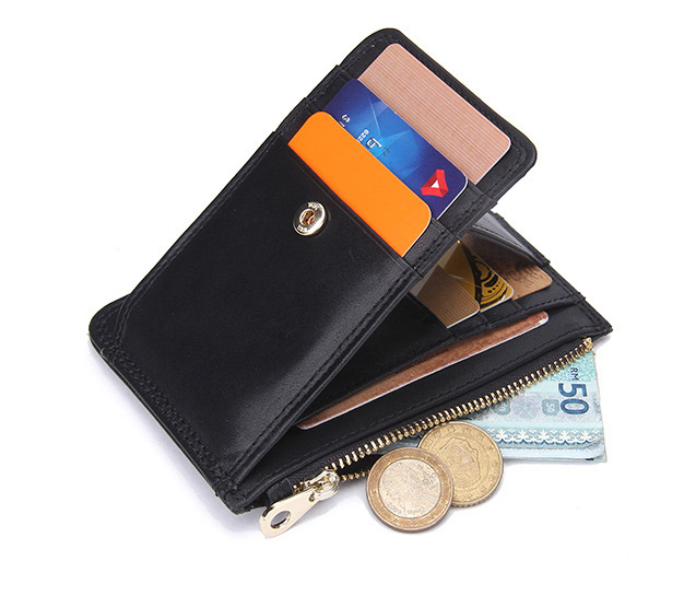 Luxury credit card holder men genuine leather business card holder luxury credit card holder men genuine leather business card holder vintage wallet tag case free shipping in card id holders from luggage bags on colourmoves