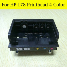 4 Color For HP 178 Printhead Sprinkler Head/Nozzle/Print Head For HP B210A B210B B110A B109A B109N Printhead