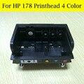 4 Cores Para HP 178 Da Cabeça De Impressão Cabeça de Aspersão/Bico/Cabeça de Impressão Para HP B109A B109N B110A B210A B210B cabeça de impressão