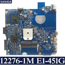 KEFU 12276-1M Laptop motherboard for Acer E1-451 E1-451G Test original mainboard with Video card