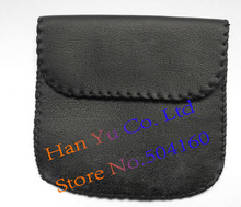 Atacado 100 pcs carry case proteção bag bolsa para sony v1 d11 sennheiser me2 me4 microfones e fones de ouvido cx 10×10 cm