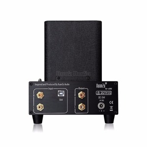 Image 4 - Nobsound الهجين فئة A 6N5P + 6N3 صمام أنبوب قبل مكبر للصوت USB DAC الصوت Decorder سماعة الرأس اللاسلكية أمبير