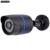 Gadinan 1080 p 2mp (hi3516c + sc2035) h.264 onvif impermeable al aire libre ir cut visión nocturna p2p bullet ip cámara de plástico abs full hd