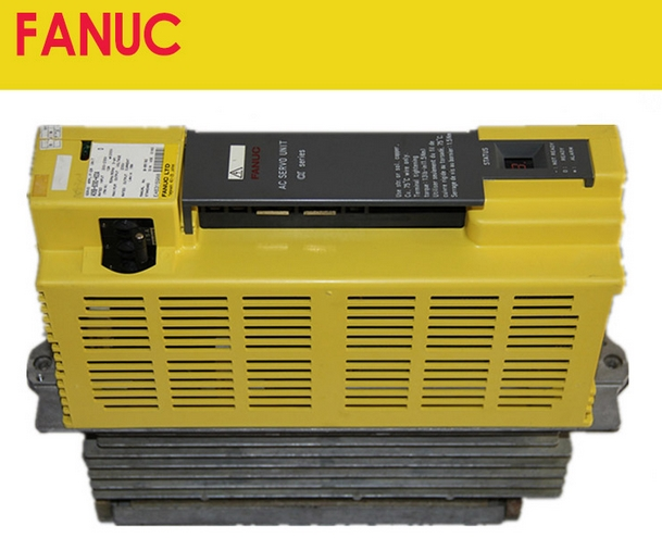 Used 100% Tested Fanuc Servo Amplifier A06b-6160-h002 Electronics Production Machinery