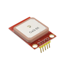 On sale Raspberry pi 3 GPS Receiver U-blox NEO-6M Module with Ceramic Antenna TTL Interface with LED Signal Indicator for raspberry pi 2