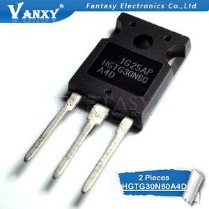 Image 2 - 2PCS HGTG30N60A4D TO 247 HGTG30N60 30N60 TO 3P 30N60A4D TO247 nuovo transistor MOS FET di trasporto libero