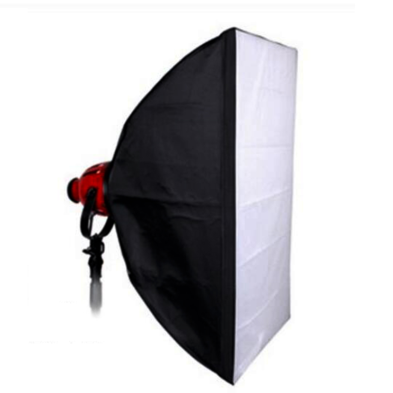 60 80cm 70 90cm 100 120cm High Temperature Resistant Spotlight Softbox with Mount Adapter for Studio