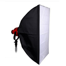 60*80 cm/70*90 cm/100*120 cm yüksek sıcaklık dayanıklı spot Softbox ile stüdyo 800 W kırmızı kafa ışık için montaj adaptörü