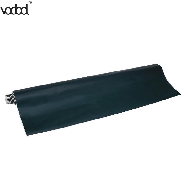 VODOOL 60X200cm Blackboard Stickers Chalk Board Removable