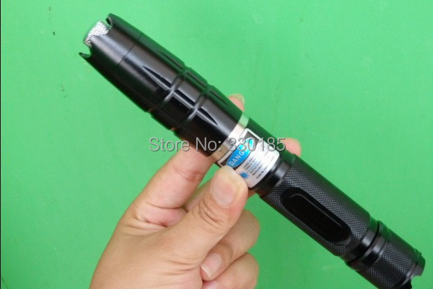 AAA Shoot bird high powered 20w 20000mw 450nm blue laser pointers focusable burning torch Burning cigarettes+5 caps+charger+box